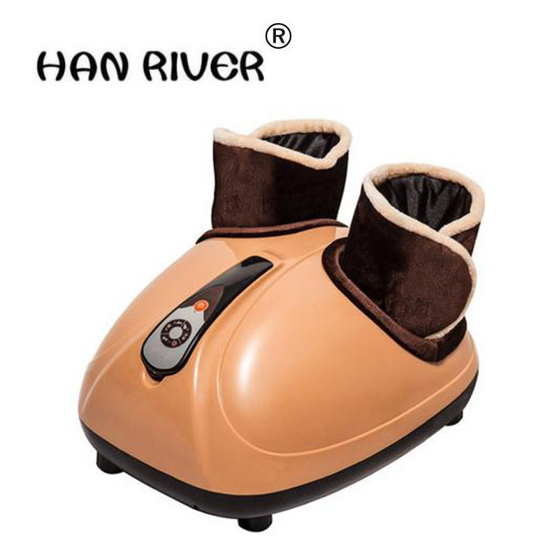 Heated foot machine foot massage device medialbranch electric foot massage foot instrument free shipping for foot machine foot massage device electric roller heated leg medialbranch foot massage equipment