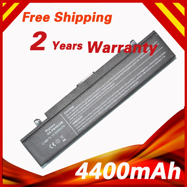Bateria do portátil para samsung aa-pb4nc6b p210 p460 p560 p50 p60 r60 Q210 R39 R40 R41 R410 R408 R45 R458 R460 R509 R510 R560