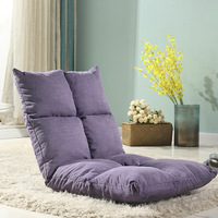 Bean bag chair fold sofa Single Fabric tatami folding totoro bed beanbag chair living room bay window back rest chair Lazy sofa