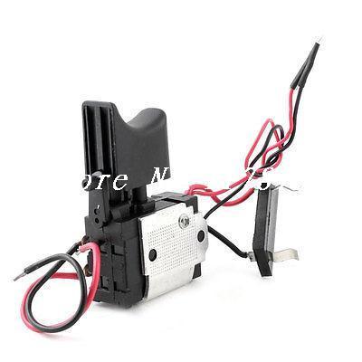 Reversing Brake Cordless Drill Switch 16A DC 24V for Hitachi DS7DF dc reversing contactor dc182b 537t for forklift 48v 200a zapi b4dc21