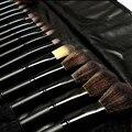 Бесплатная Доставка Природный Козьей шерсти 32 шт./компл. Макияж Кисти Профессиональная Косметика Make Up Brush Set Самое Лучшее Качество!