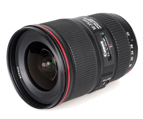 Canon EF 16-35mm f/4L IS USM Wide Angle Zoom Lens For 5DSR 5D III 80D 800D 77D 760D 750D объектив для фотоаппарата canon ef 16 35mm f 4l is usm 9518b005