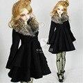2015 Куклы Аксессуары Одежды Высокого Качества 1/3 BJD Пальто BJD Одежды