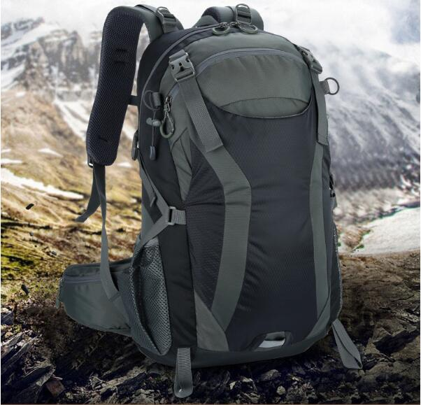 Hot ! 40L Lightweight Backpack Bicycle Men's Sports Bag Outdoor Backpack Hiking Travel Tourist Camping Mountaineering Rucksack саморезы универсальные standers 4х30 мм цвет жёлтый 150 шт