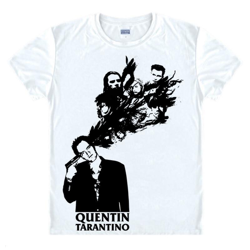 dd81b92d6 Quentin Tarantino T Shirt Cute White Pulp Fiction Quentin Tarantino Tees  Top Cool Men & Women T-shirt classic casual cloth. 89% of 368 recommend