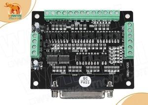 Image 5 - EU Gratis! CNC Wantai 4 Axis Nema23 Stappenmotor 425 oz (3N. m) 4.2A 8mm enkele as + Driver DQ542MA 4.2A Laser Graveur Machine