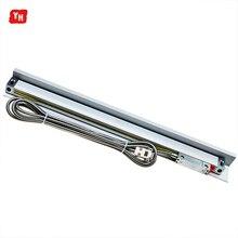Высокая точность 1U линейный энкодер/линейный датчик/длинная линейка Весы измерения 200 300 400 500 600 700 800 900 1000 мм для машин