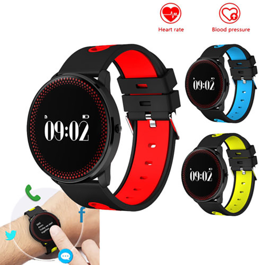 Call Reminder Smart Watch Men Alarm Clock Fitness Bracelet Weather Forecast Wearable Devices for Android IOS Men Wrist Watches fashion children smart bracelet alarm reminder date agps camera wrist smart band waterproof best smart clock gift for boys girls