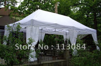 FREE SHIPPING 3m x 6m (10ft x 20ft ) Elegent And Lovely Awning / Event Marquee / Garden Gazebo / Party Canopy / Wedding Tent