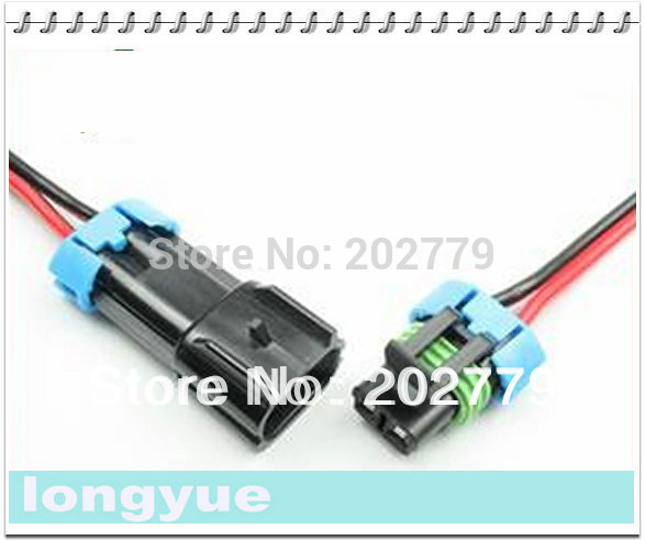 50sets Universal 2 Way Pin Female Male Ignition Control Module Rhaliexpress: Gm Wire Harness Connectors Automotive At Elf-jo.com