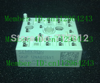 Free Shipping  SKIIP12NAB126V1    IGBT 12A-1200V,New products,Can directly buy or contact the seller.