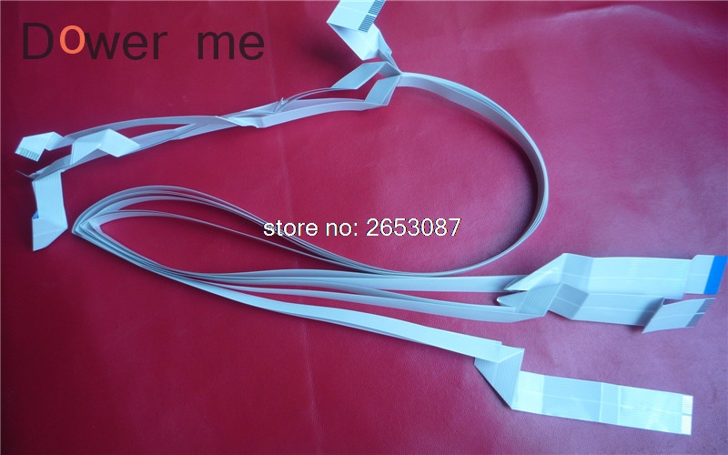 1607531 original new printer head cable carriage cable for EPSON 7610 7620 7621 7110 7111 flex head cable best price 5pin cable for outdoor printer