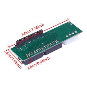 Image 5 - Pata ide para sata conversor de adaptador de disco rígido 3.5 hdd paralelo a serial ata converte sata para pata/ata/ide/eide