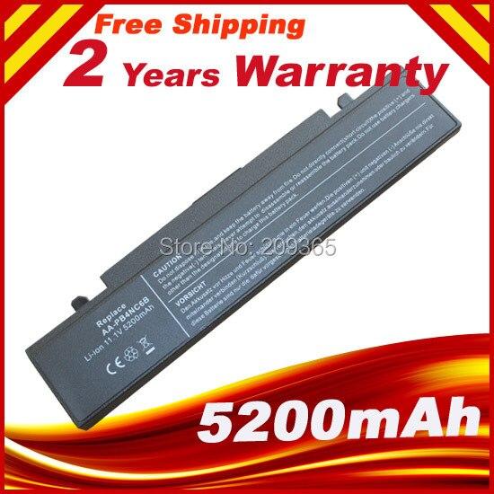 6 Cells  Laptop Battery For SAMSUNG R460 R510  R65 R70 R700 R710 Q310 Q210 NP-R40 NP-R45 P50