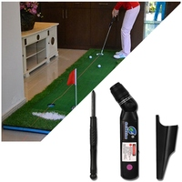 Golf Laser Sight Golf Putter Laser Training Golf Practice Aid Aim Line Corrector Putting Laser Sight