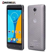 GOOWEEL M9mini + 4.5 pouces IPS Android 5.1 Smartphone MT6580 Quad Core cellulaire téléphone 1 GB + 8 GB GPS 3G mobile téléphone 5.0MP Caméra