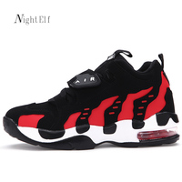 Night Elf Men Running Shoes High Quality Women Sneakers Breathable PU Leather Tennis Shoes Warm Winter