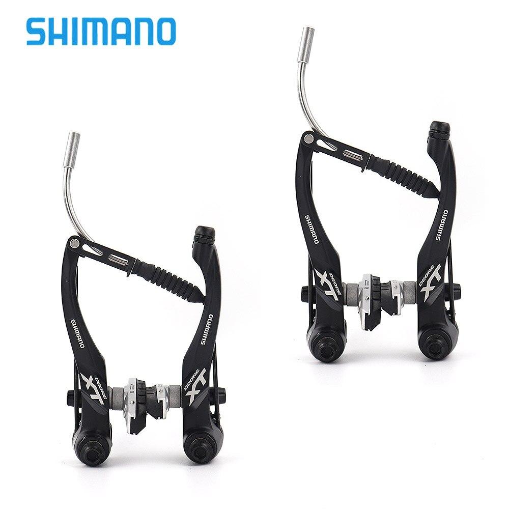 NEW TWO PAIR GENUINE Shimano LX M70T3 V-Brake Shoes BR-M600