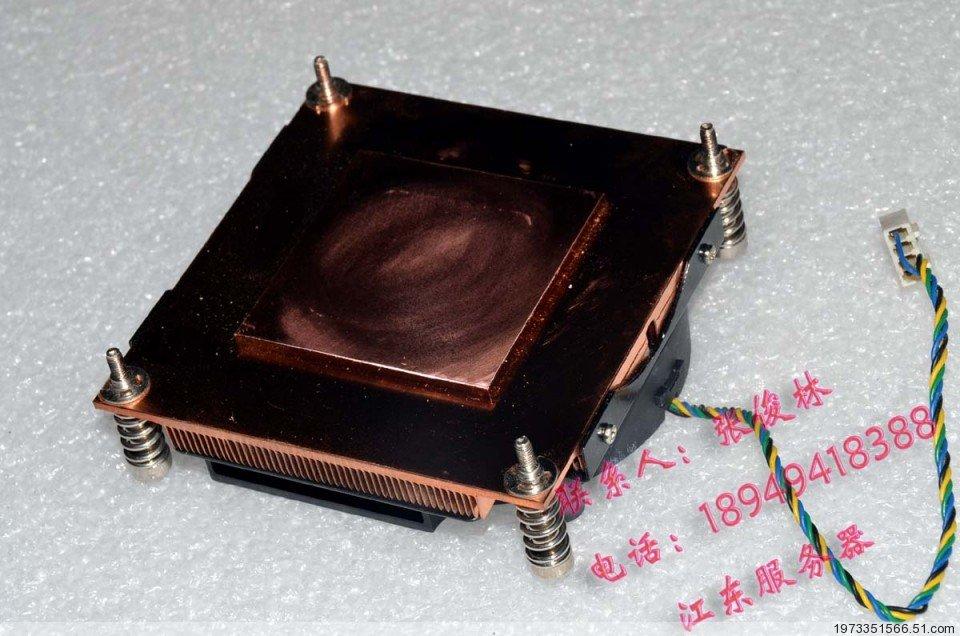 все цены на  FOR COONONG 1U 2U server Side blowing 1366pin heatsink + cooling fan  онлайн