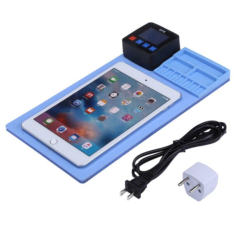 110 V 220 V Mini CPB LCD écran séparateur outil de démontage coussin chauffant pour iPhone iPad Samsung Outils de réparation de téléphone portable Outils
