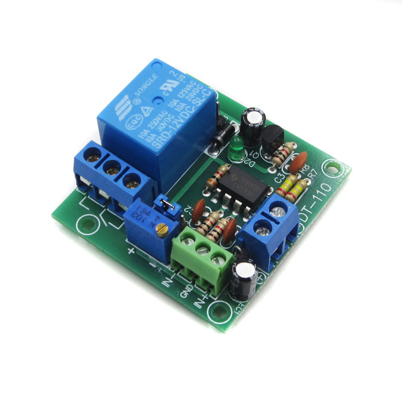 DC 5/12/24V 1-Ch Circuit Modifications Voltage Comparator LM393N Remote Control Islamabad