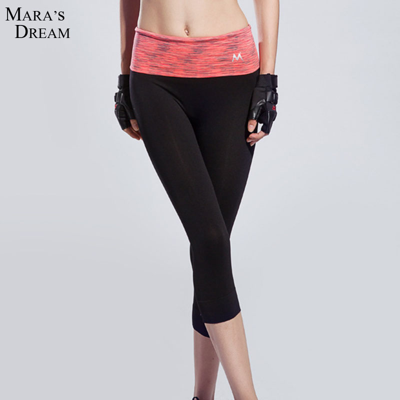 Prix pour Femmes Sport de Course Pantalon Collants Marque Nouveau Short Fitness Femme Élastique Gym Shorts de Course