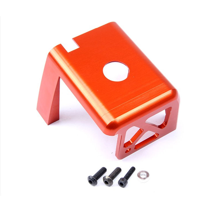 Baja CNC Alloy Engine Cylinder Cover for 1/5 HPI Rovan KM BAJA 5B 5T 5SC 26CC 29CC 30.5CC Zenoah CY Engine RC Car Parts cnc alloy front bulkhead fit 1 5 hpi rovan km baja 5b 5t 5sc rc car parts