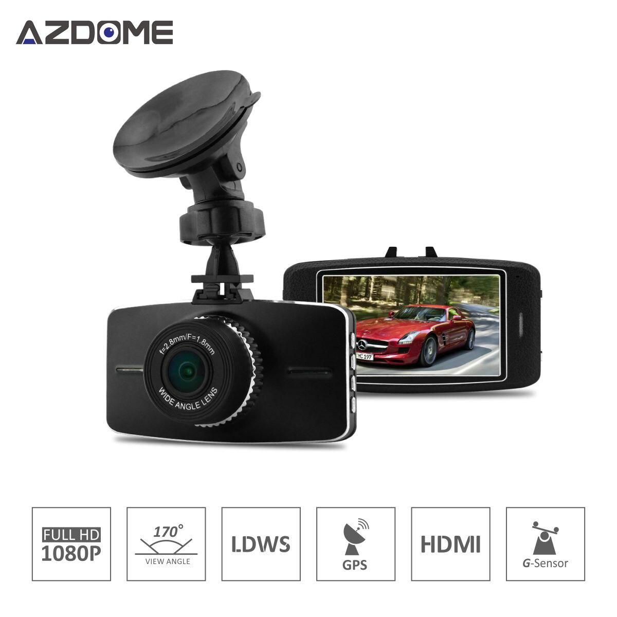 G5WA Dual Lens Car DVR Ambarella A7LA70 Full HD 1080P 30fps H.264 G-sensor ADAS Video Recorder Dash Cam dealcoo car dvr ambarella a7l50 car video recorder dash cam full hd 1296p 30fps 2 7 lcd g sensor hdr h 264 car camera gps gs90a