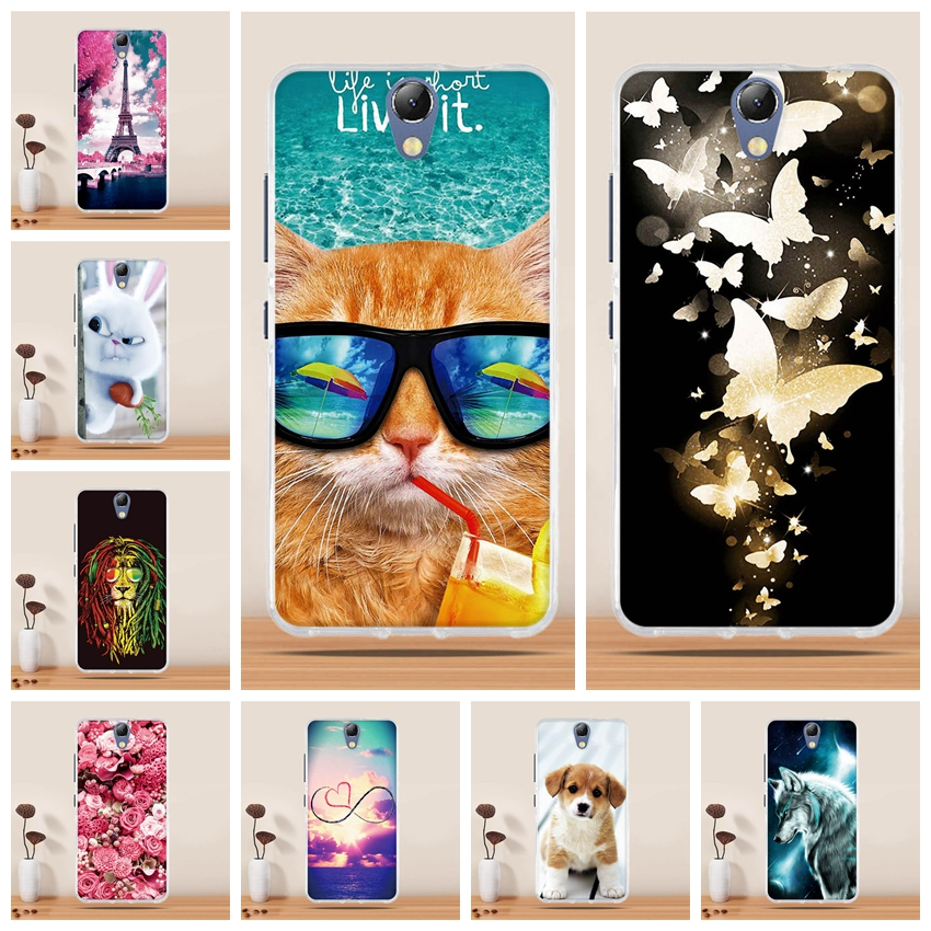 Phone Case For Lenovo Vibe S1 Lite Case Cover For Lenovo S1La40 5.0 T Cover Silicone fundas For Lenovo Vibe S1 Lite S1La40 Bags