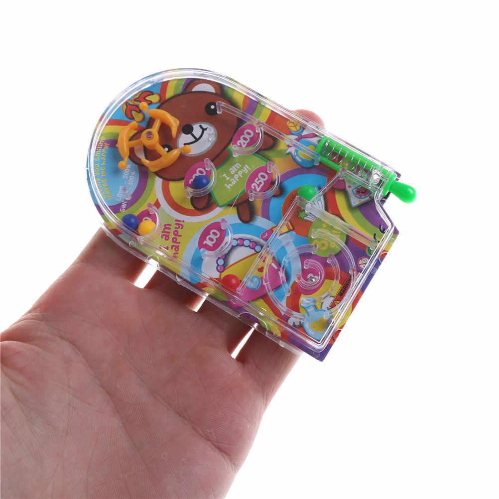 1 sztuk intelekt Ball Rolling Orbit Puzzle magiczna gra w labirynt łamigłówka dzieci nauka zabawek edukacyjnych