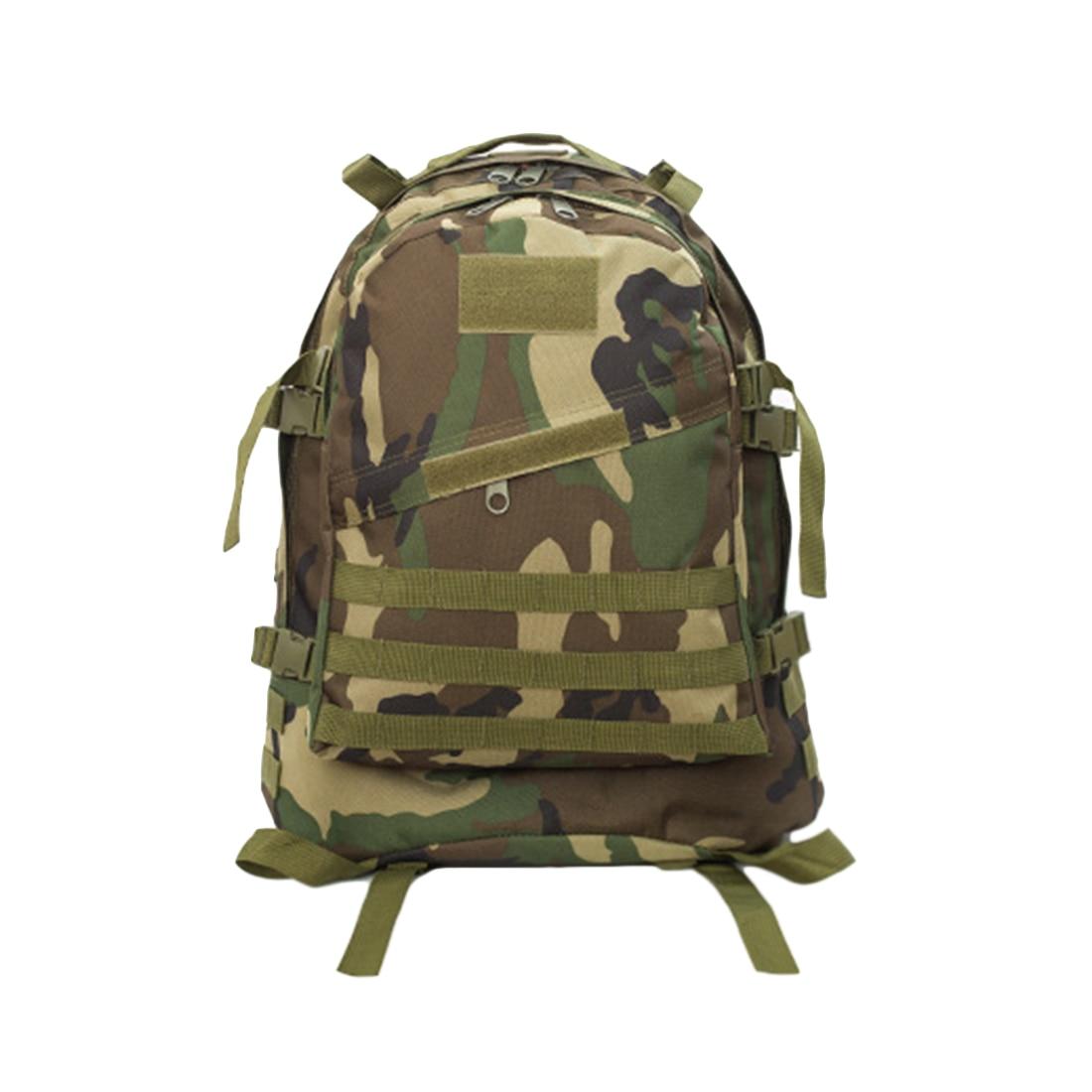 af216b1fc9e91 3D 40L Açık Askeri Sırt Çantası erkek omuzdan askili çanta Taktik Molle Sırt  Çantası Sırt Çantaları Kamp Yürüyüş Trekking Çanta Kamuflaj