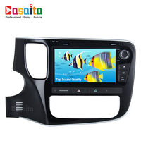 CAR 2DIN Android 5 1 Stereo For Mitsubishi Outlander PEUGEOT 4007V Radio Screen GPS Radio Video