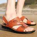 Calza a hombres sandalias sandalia masculina 2016 hot summer mens flip flop de las sandalias para hombre zapatillas hombres zapatos