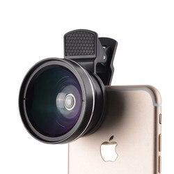 37mm 0 45x super wide angle lens 12 5x macro lens clip for iphone xiaomi samsung.jpg 250x250