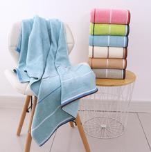 Cotton bath towel supermarket labor insurance gift beauty salon large kindergarten blanket thick cotton