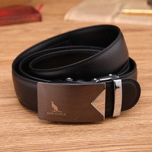 2017 new Brand fashion accessories mens Luxury belts for men genuine leather designer belt cowskin high quality freeshipping