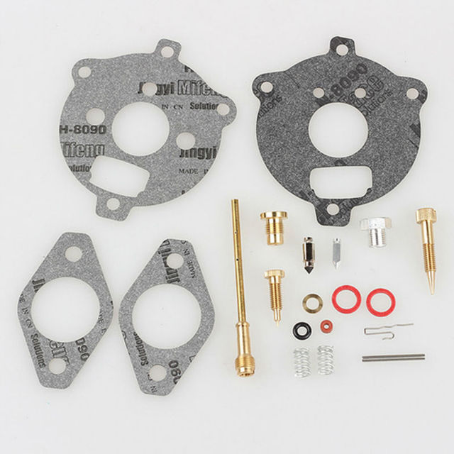 Carburetor Rebuild Kit For Briggs And Stratton 394693 291763 295938 With 7 8hp Horizonal Engines