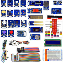 Big sale Adeept 24 in Sensor Modules Kit for Raspberry Pi 3 2 B/B+ with Tutorial