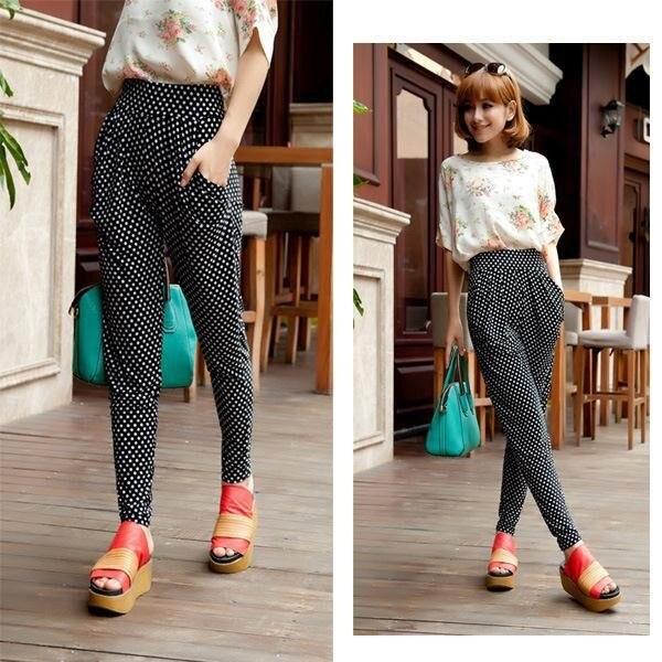 Online Shop Hot Sale New 2014 Fashion Casual Women Pants Comfy ...