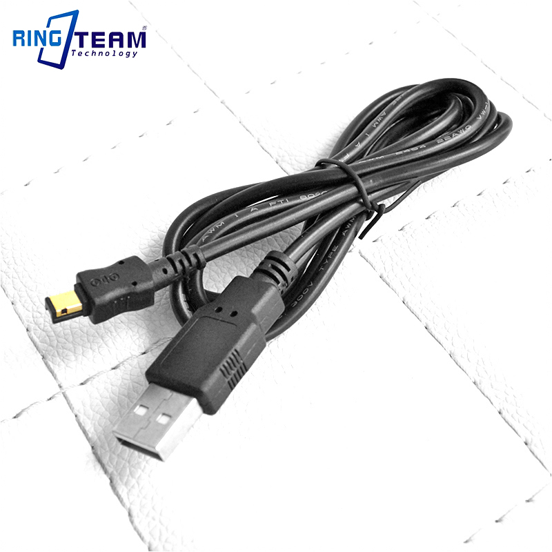 цена на EH-67 EH67 USB Cable 1.0M AC Charge For Nikon Digital Camera Coolpix L100 L105 L110 L120 L310 L320 L330 L340 L810 L820 L830 L840