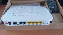 Sıcak Satış ZTE F660 GPON ONT 4 LAN + 2 Voice + WIFI + USB GPON 3.0 sürümü Optik Ağ terminali İngilizce sürümü