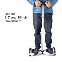 Adjustable Hoverboard Grip Handle Bar Holder grip for 6.5″ Self Balancing Scooter Electric scooter Extra handlebar for E-board