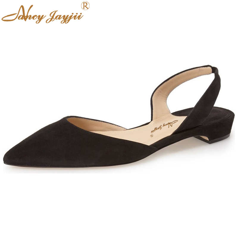 Flat Non-Leather Sandals Large Size 47 Woman Summer Ankle Strap Women Famous Brand Shoes Zapatos Mujer Tacon Sapato Nancyjayjii casual ballet leopard pattern non leather flat shoes women fashion boat shoes zapatos mujer tacon sapato flats large size 4 16