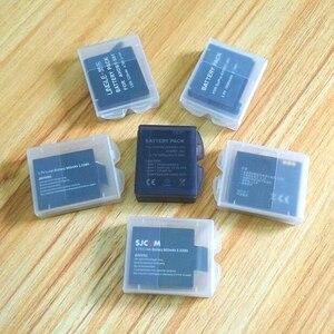Clownfish чехол для аккумулятора чехол для GoPro Hero 8 7 6 5 4 3 Xiaomi Yi 4K Mijia SJ4000 Sj6/7/8/9 C30 EKEN H9R H6s камера