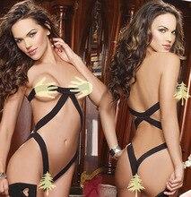 super Porn sexy lace lingerie intimates teddy erotic lenceria sex costume langerie conjunto line female underwear bodysuit dress