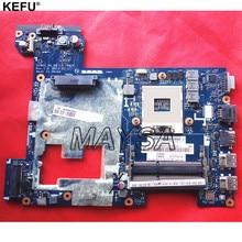 Ноутбук материнская плата для Lenovo G580 P580 QIWG5_G6_G9 LA-7982P 15,6 дюймового ноутбука, USB3.0, HM76 Чипсет