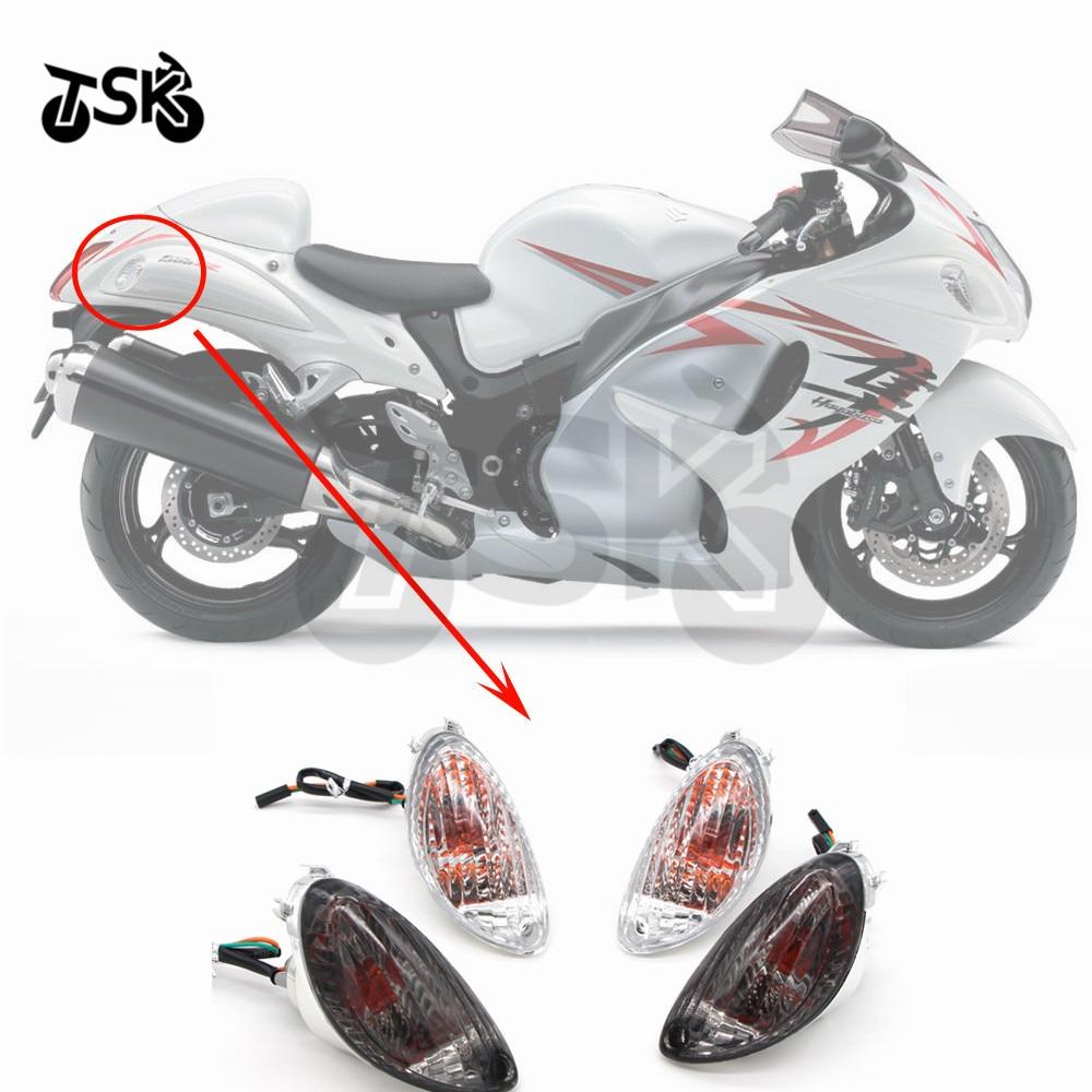 Rear Turn Signals Indicator Lamp Lamp Motorcycle For SUZUKI Hayabusa GSXR1300 2008-2017 High Quality