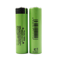 Бесплатная доставка Кнопка Топ 18650 батарея 18650 3600 mah Новый оригинальный Vbatty 18650 литий-ионный перезаряжаемый аккумулятор для фонарика (1 шт)