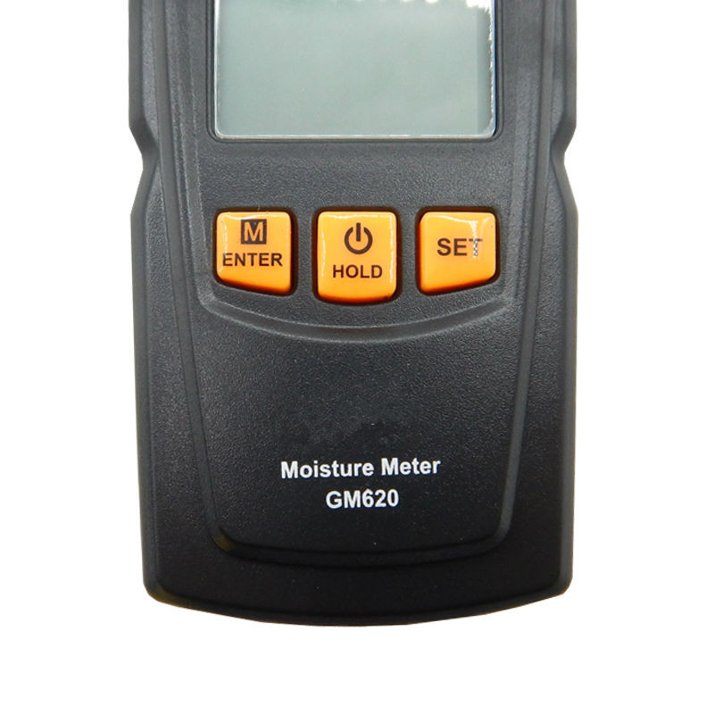 High Quality Digital LCD Display Wood Moisture Tester GM620 Portable Moisture Meter 2~70% Humidity Tester Timber Damp Detector - 4