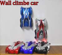 Infrared RC Mini Wall Climbing RC Racer Remote Control Floor Racing Car Model Toy Kids Gift